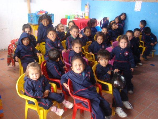 Proyectos en educaci n for Comedores escolares bogota
